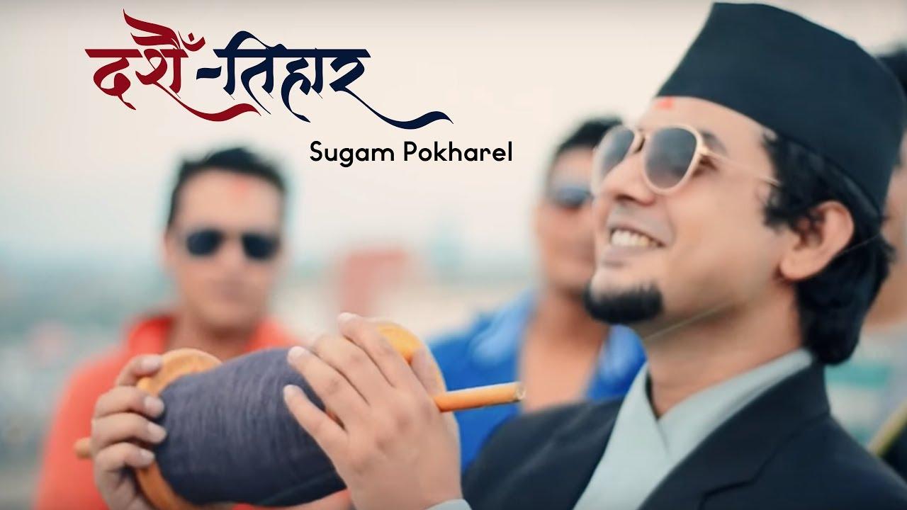Download Dashain Tihar - Sugam Pokharel [Official Music Video] 1MB