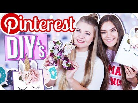 3 Pinterest DIY's Geschenkideen für die Beste Freundin // DominoKati & I'mJette