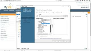видео How to Install MySQL Server on Windows 10