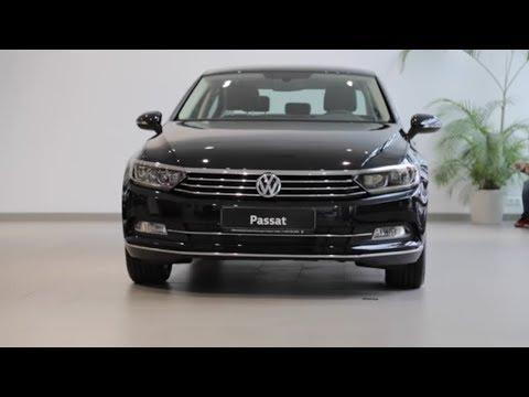 Тест драйв нового Фольксваген Пассат 2016. Видео обзор Volkswagen Passat