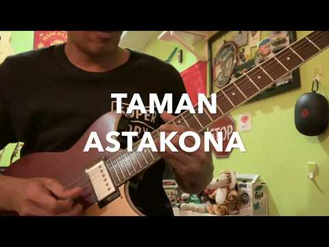 Taman Astakona (Slash) – Guitar Solo Cover