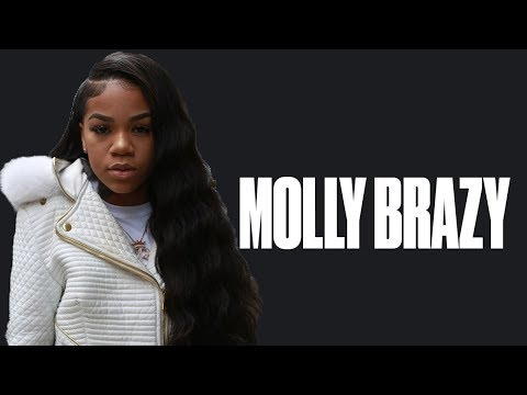 Molly Brazy on Rapping Better than Men and using her Childhood as Motivation