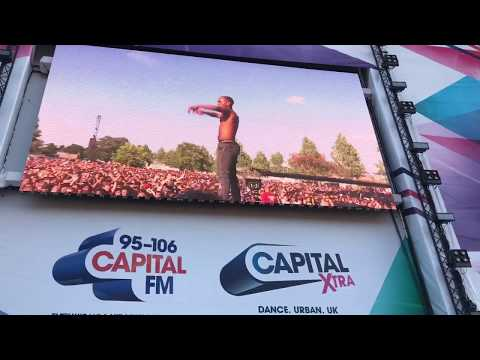 Rae Sremmurd - Wireless (London) 2017