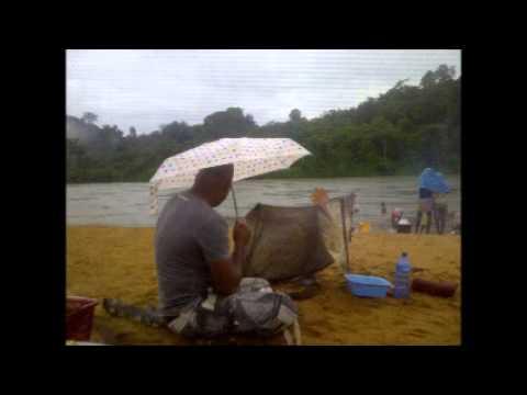 Anani Strand Suriname Brokopondo)