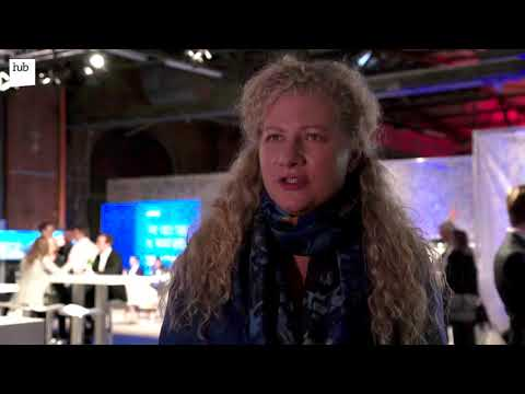 Kim Hammonds – Deutsche Bank | Interview | hub.berlin 2017