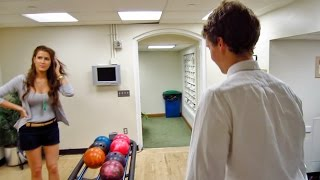 Bowling in the White House basement thumbnail