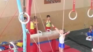 Спортивная гимнастика Черкассы 15.12.13