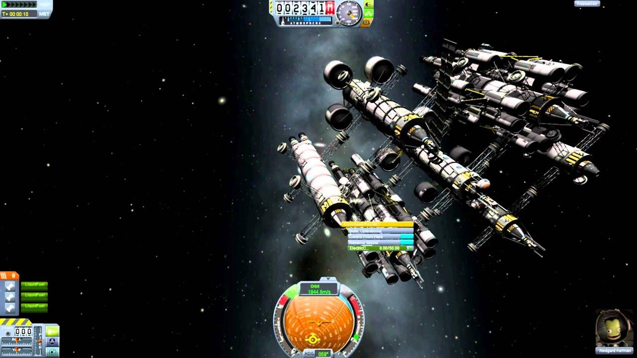 kerbal space program flying saucer - photo #13