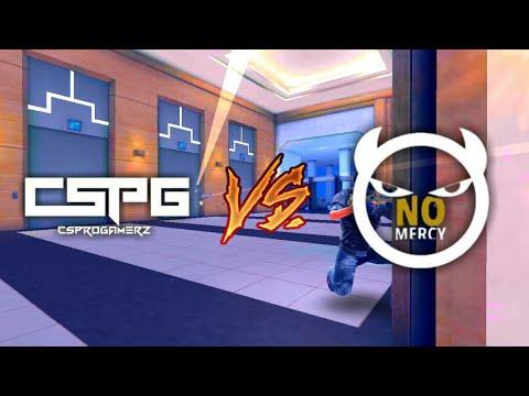 CsPG vs no Mercy