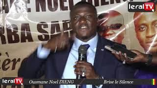 Kaoalck: Ousmane Noël Dieng se confond en excuses après avoir injurié devant Macky Sall