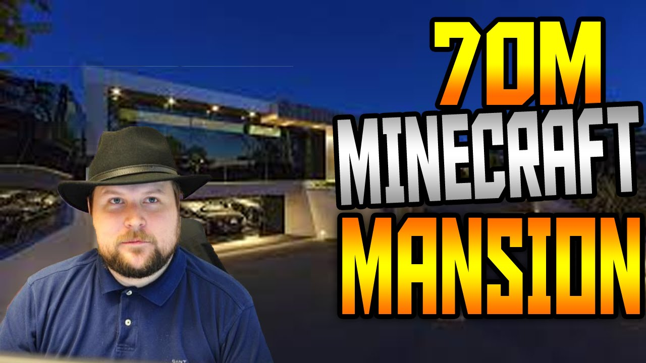 MINECRAFT FORMER OWNER BUYS $11 MILLION HOUSE! (COD AW Switch Weapon DNA  BOMB!)