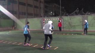 مصر العربية | فتيات مصريات تتدربن على كرة القدم الأمريكية
