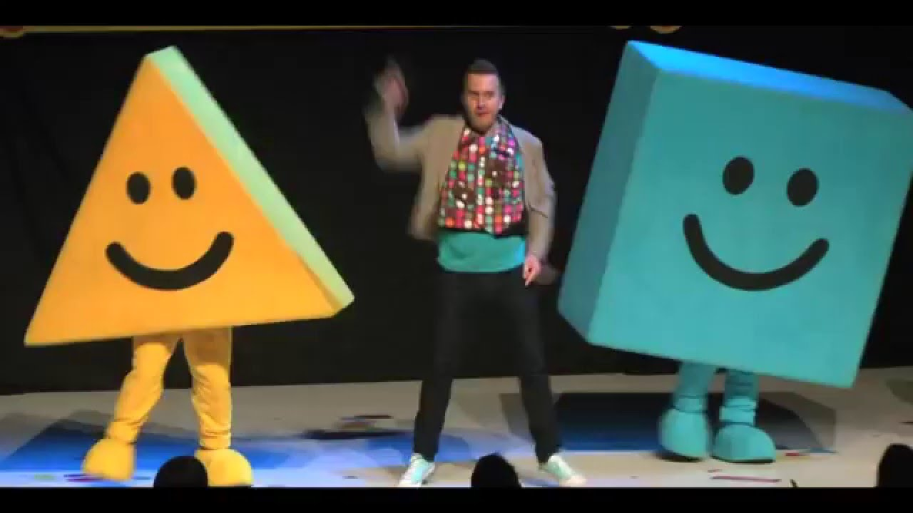 mister maker and the shapes live at the octagon theatre