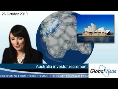 Australia investor retirement