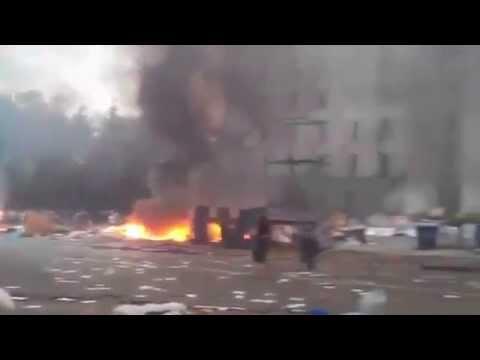 Бендеровцы окружили активистов в Одессе !!!