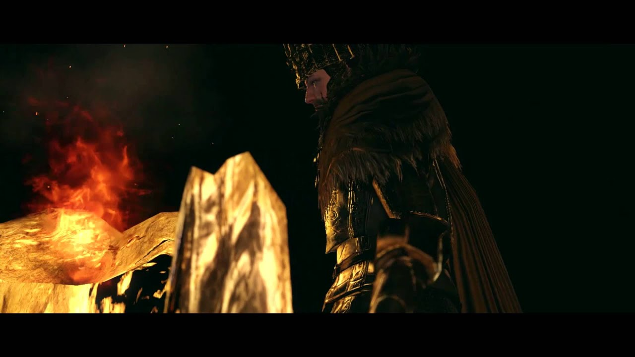 Dark Souls 2 Review Not The End: Leave The Throne Ending