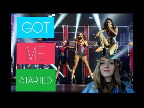 Got me started Tour Stuttgart | Vlog und 3 Songs | Love Music Passion