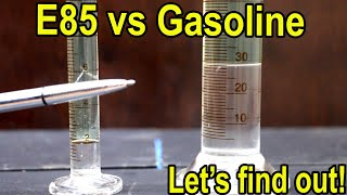 Is E85 better than Cheap Gasoline? Let's find out!
