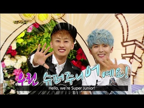 Hello Counselor - with Eunhyuk, Ryeowook, Henry & Suho, Kris