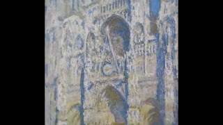 Monet. Rouen Cathedral Series, 1892-4