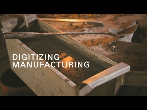 Economy Stories – Digitizing manufacturing
