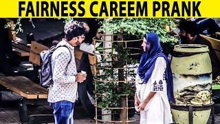 Fairness Cream Salesman Prank Part 2 in University Of Lahore - Lahori PrankStar