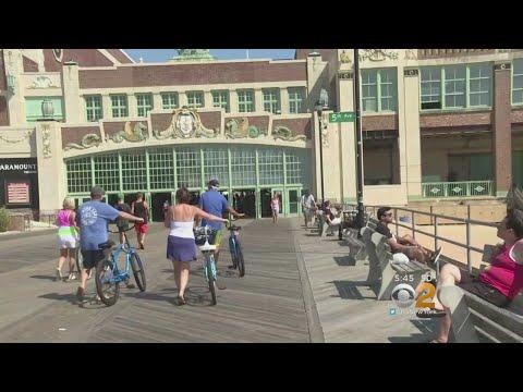 Residents Push Back Against Plans For Asbury Park Boardwalk