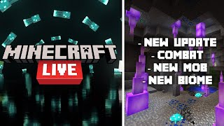 Minecraft LIVE - What to Expect: New Mobs, Updates