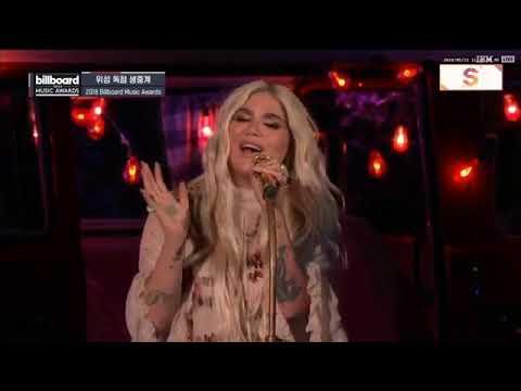 Good Old Days - Macklemore ft. Kesha - Billboard Music Awards 2018