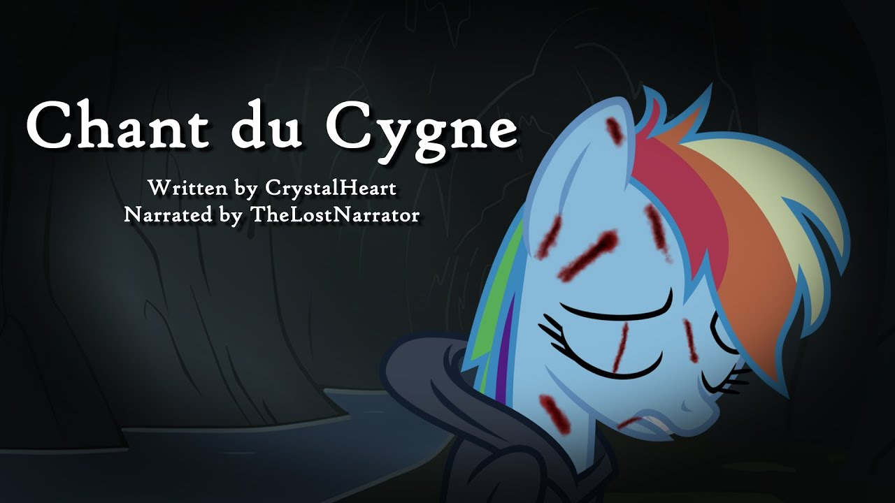Sad Animation Wallpaper Chant Du Cygne Mlp Fanfic Reading Grimdark Youtube