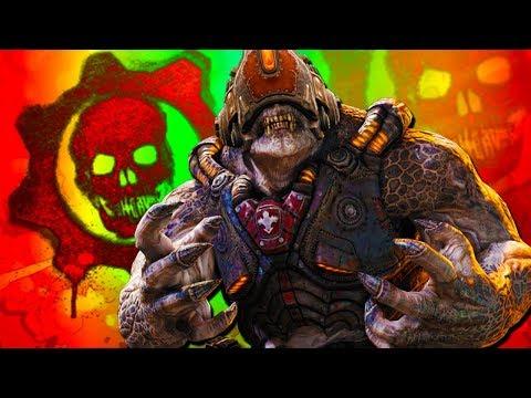 SHOTGUNNING EVERYONE! - Gears of War 4