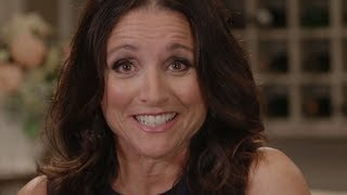 Julia Louis-Dreyfus shared a video her sons made for her last day of chemo