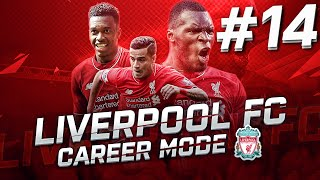 FIFA 16 Liverpool Career Mode - MOST IMPORTANT LEAGUE MATCH vs CHELSEA - Season 1 Episode 14