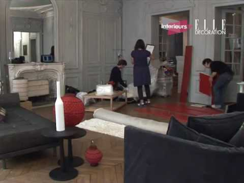 r nover son appartement avant apr s elle d co youtube. Black Bedroom Furniture Sets. Home Design Ideas