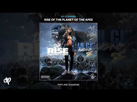 Lil Cj Kasino -  Trap Poet [Rise Of The Planet Of The Apes]