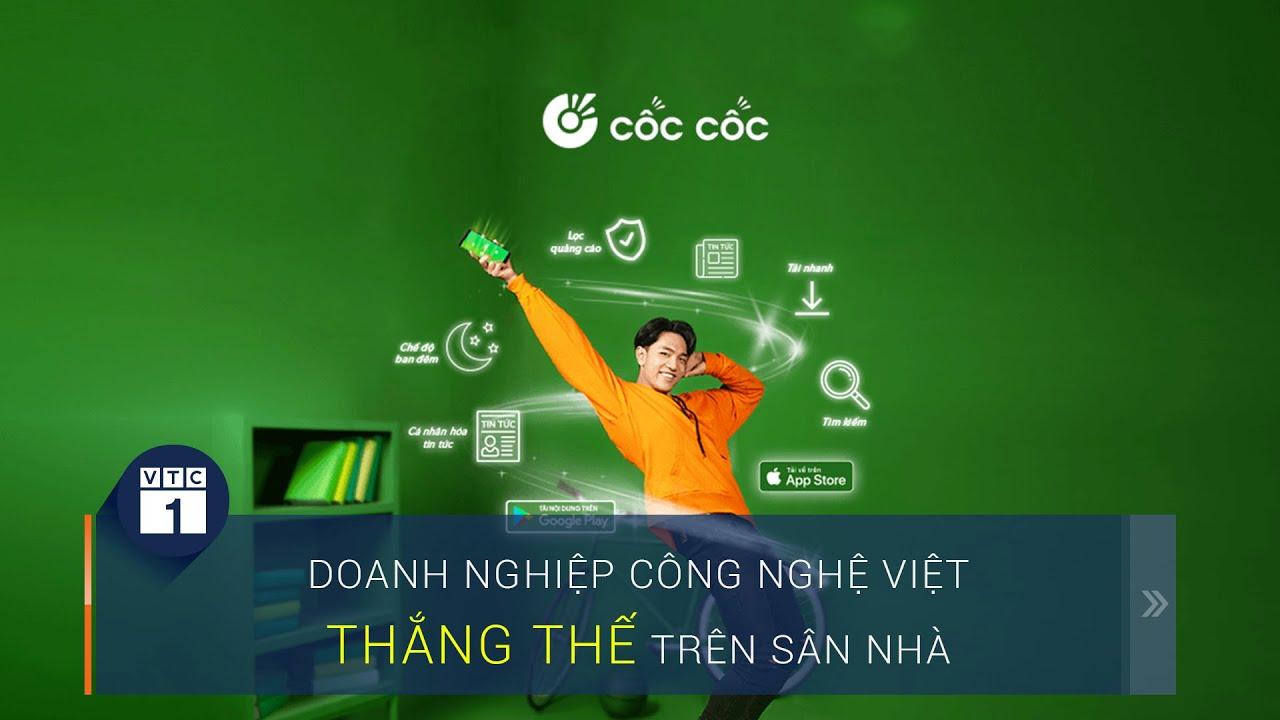 Doanh nghiệp công nghệ Việt sẽ thắng thế trên sân nhà? | VTC Now