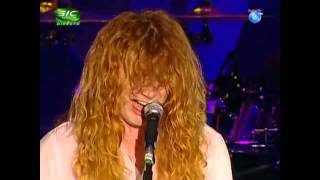 MEGADETH - peace sells (with holy wars reprise)