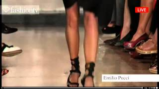 Emilio Pucci Spring/Summer 2014 | Milan Fashion Week MFW | FashionTV