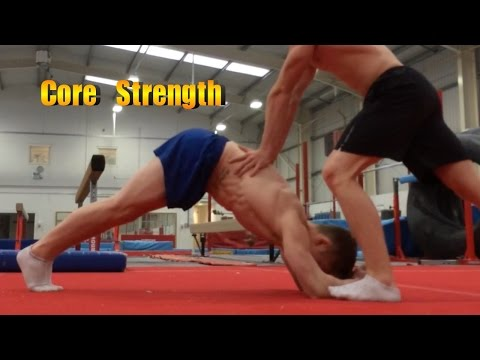 Brute Core Strength | How to build a STRONG Core