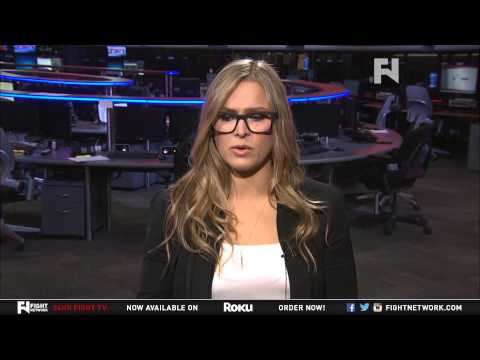 "Ronda Rousey Discusses Her Book ""My Fight, Your Fight"", WWE, Pokemon and More"