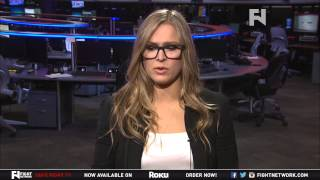 """Ronda Rousey Discusses Her Book """"My Fight, Your Fight"""", WWE, Pokemon and More"""