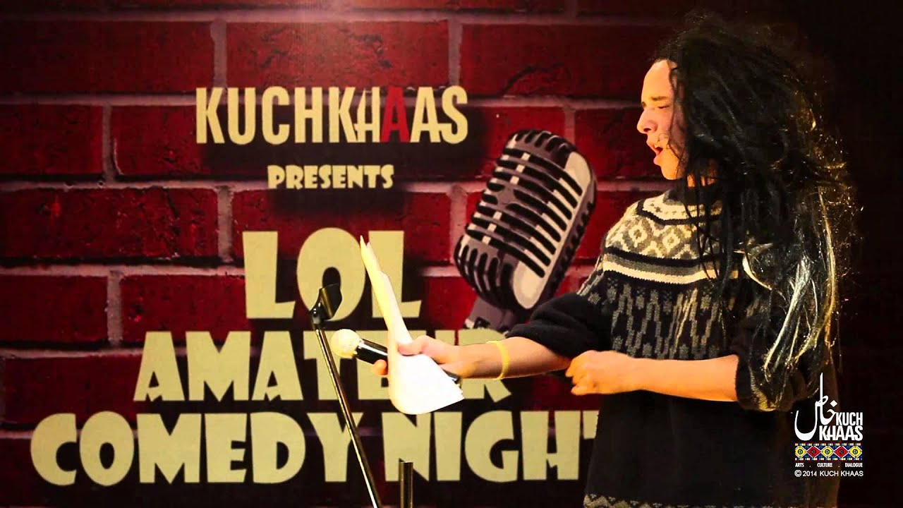 Amateur Stand Up Comedy 57