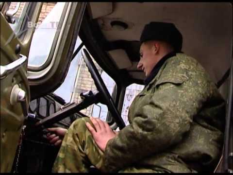 Марш 740-й зенитной ракетной бригады