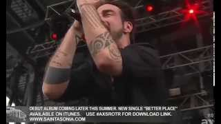 Saint Asonia - Let Me Live My Life Live At Rock On The Range 05/16/2015