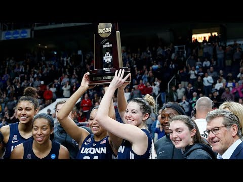 UConn women to 12th straight Final Four (extended highlights)