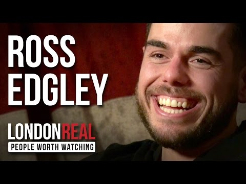 Ross Edgley - Athlete Adventurer - PART 1/2 | London Real