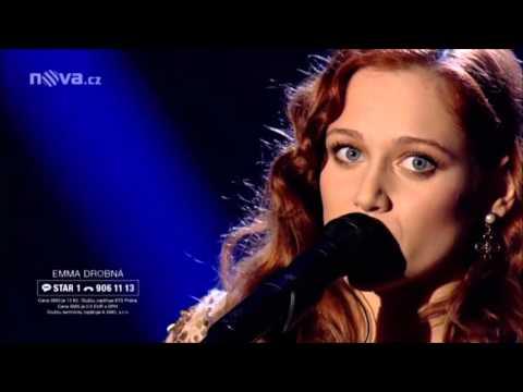 Emma Drobná Superstar 2015 Coldplay - Fix You