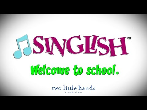 Welcome to School Singlish - Learn English Program