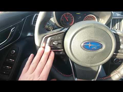 2019 Subaru Impreza Sport-Tech with Eyesight 19IS1437
