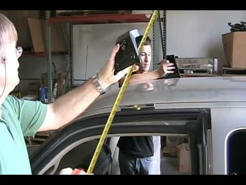 How To Install The Carr M Profile Light Bar Mount Youtube
